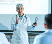 congresos de profesionales de la medicina