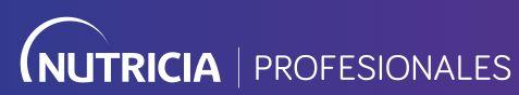 Nutricia Profesionales Logo
